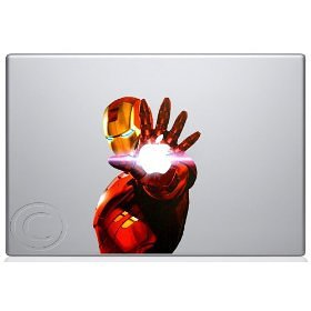 Iron Man Macbook